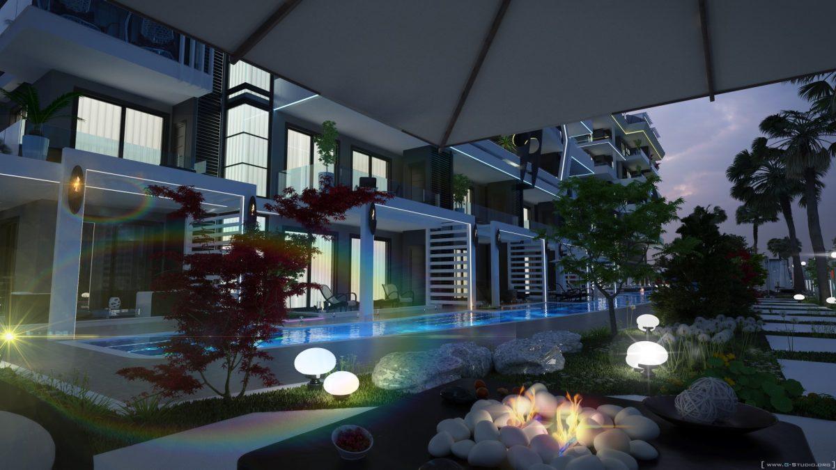 Новый комплекс класса люкс в Каргыджаке рядом с морем - Фото 31