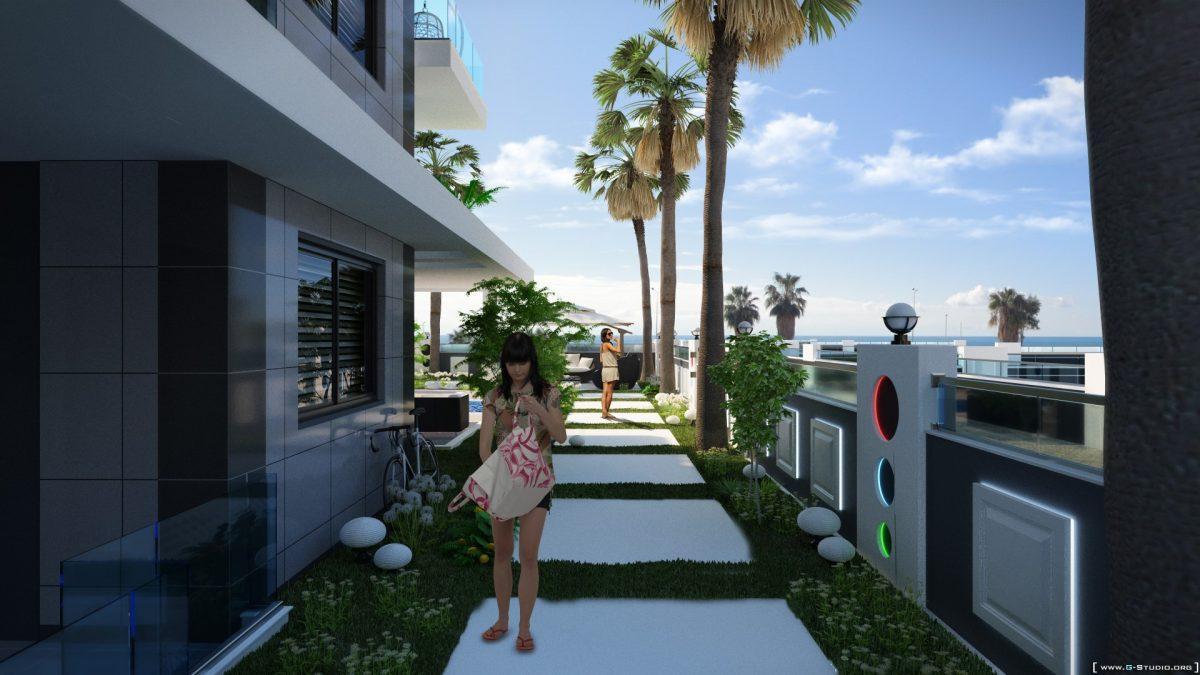 Новый комплекс класса люкс в Каргыджаке рядом с морем - Фото 22