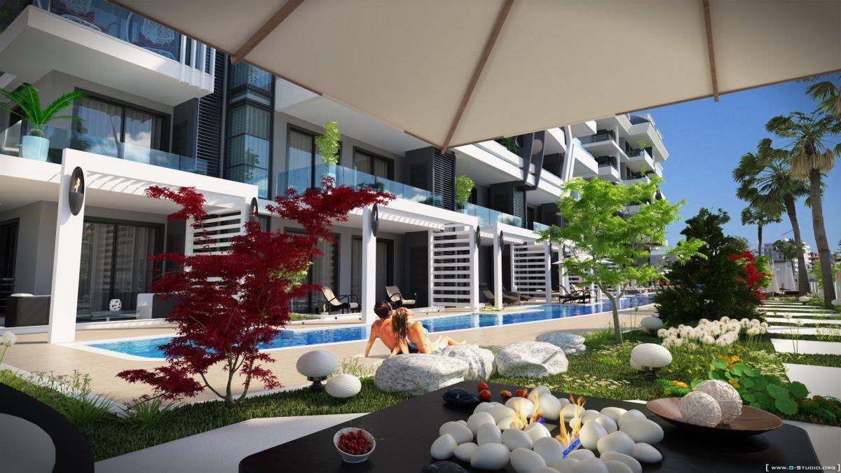 Новый комплекс класса люкс в Каргыджаке рядом с морем - Фото 21