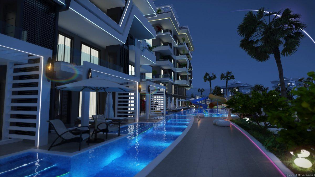 Новый комплекс класса люкс в Каргыджаке рядом с морем - Фото 30