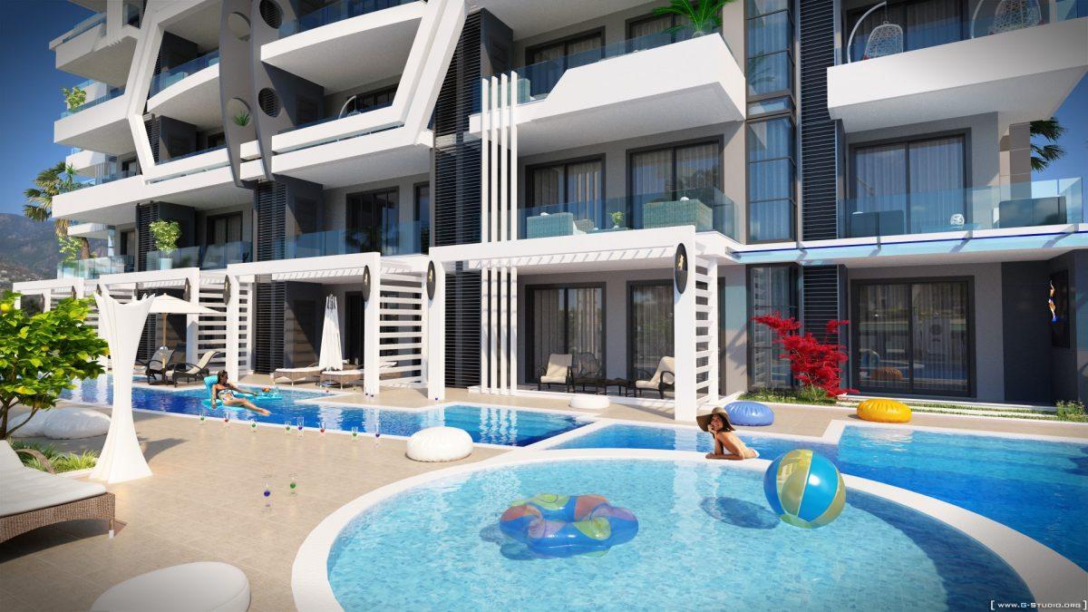 Новый комплекс класса люкс в Каргыджаке рядом с морем - Фото 16