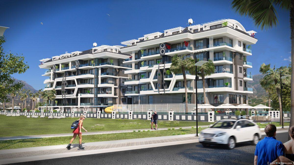 Новый комплекс класса люкс в Каргыджаке рядом с морем - Фото 4