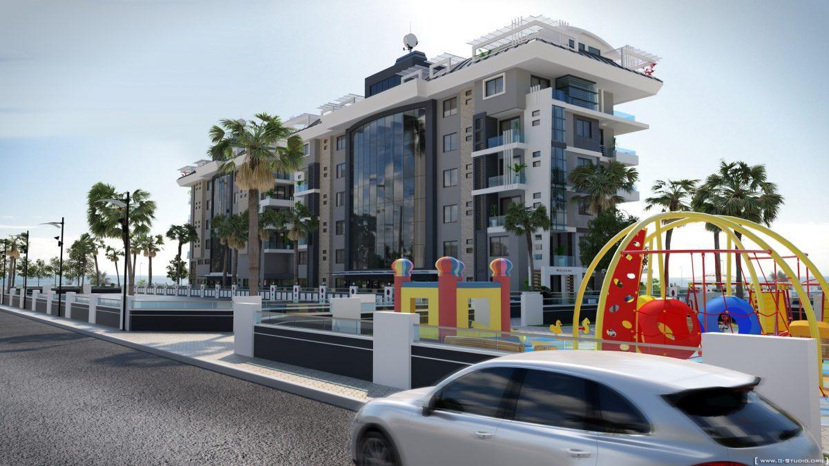 Новый комплекс класса люкс в Каргыджаке рядом с морем - Фото 5