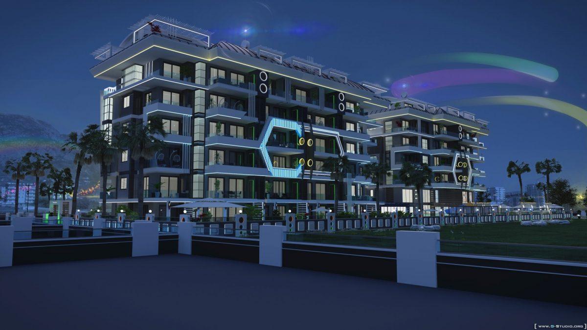 Новый комплекс класса люкс в Каргыджаке рядом с морем - Фото 25