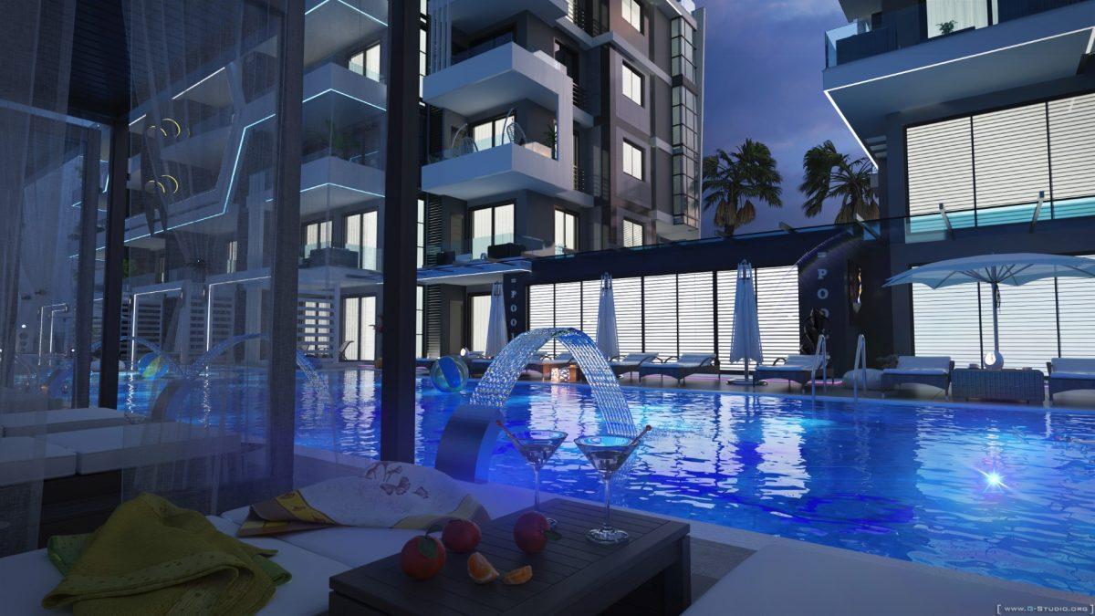 Новый комплекс класса люкс в Каргыджаке рядом с морем - Фото 29