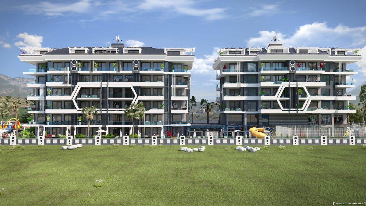 Новый комплекс класса люкс в Каргыджаке рядом с морем - Фото 3