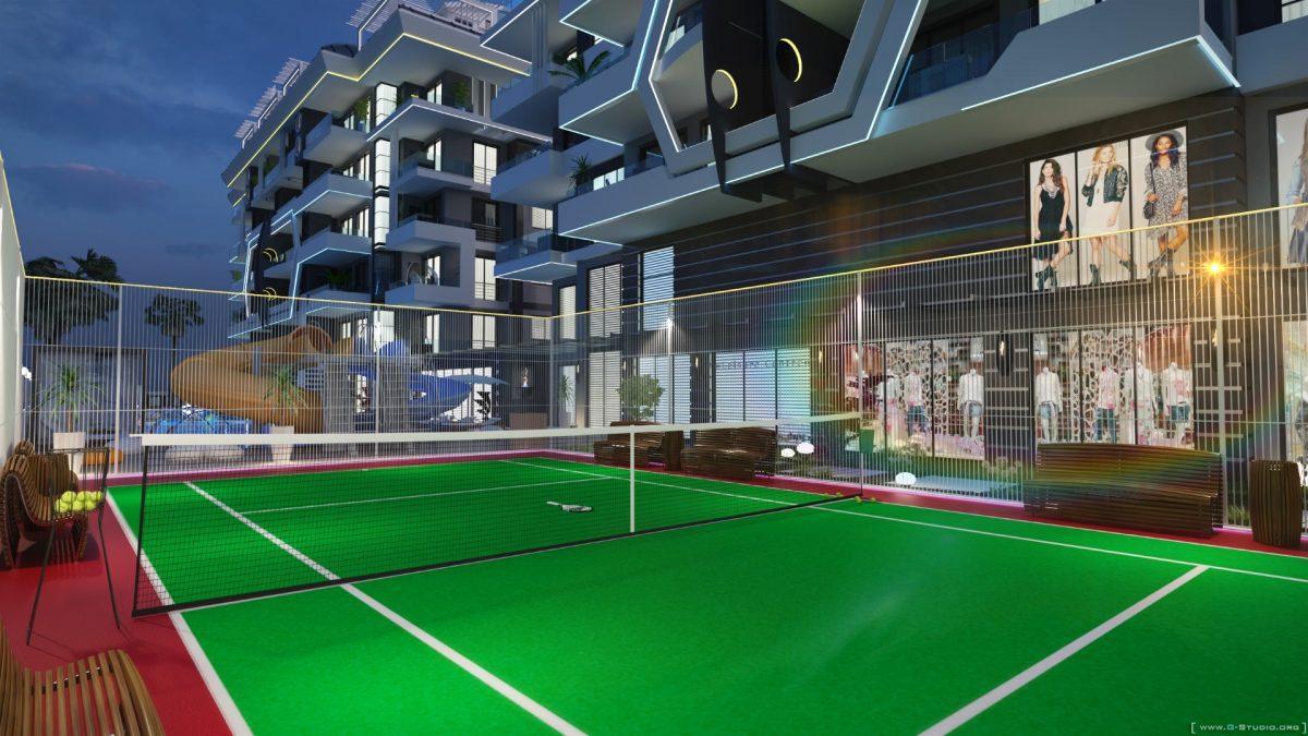 Новый комплекс класса люкс в Каргыджаке рядом с морем - Фото 28