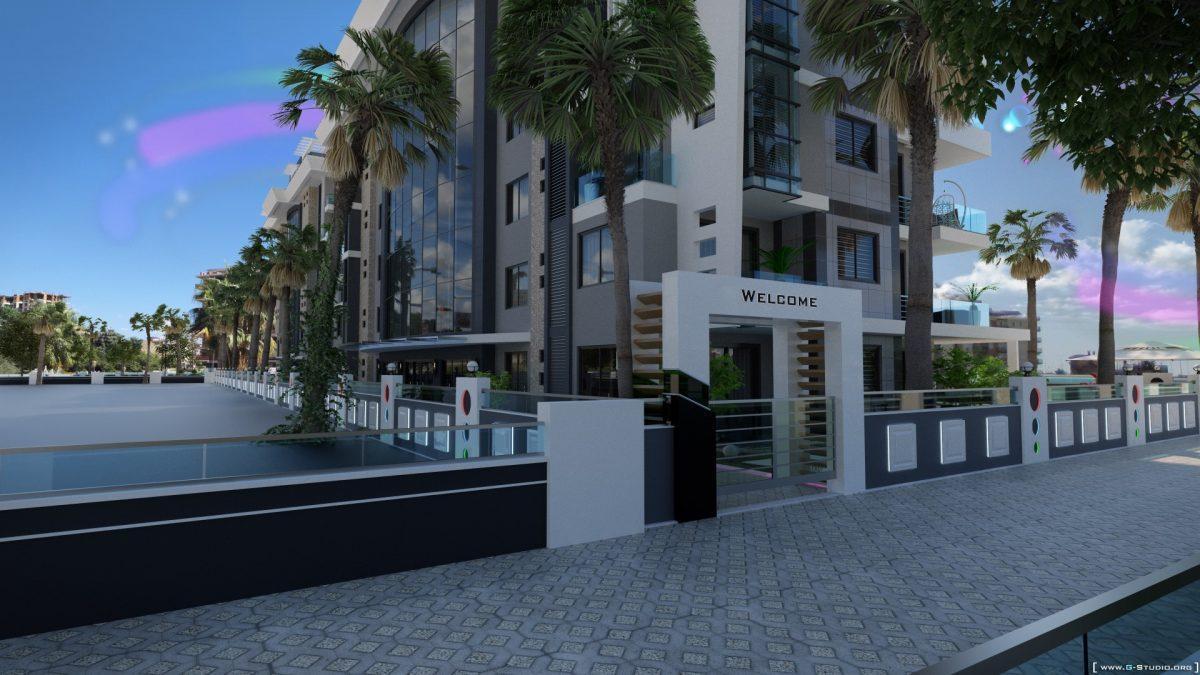 Новый комплекс класса люкс в Каргыджаке рядом с морем - Фото 24