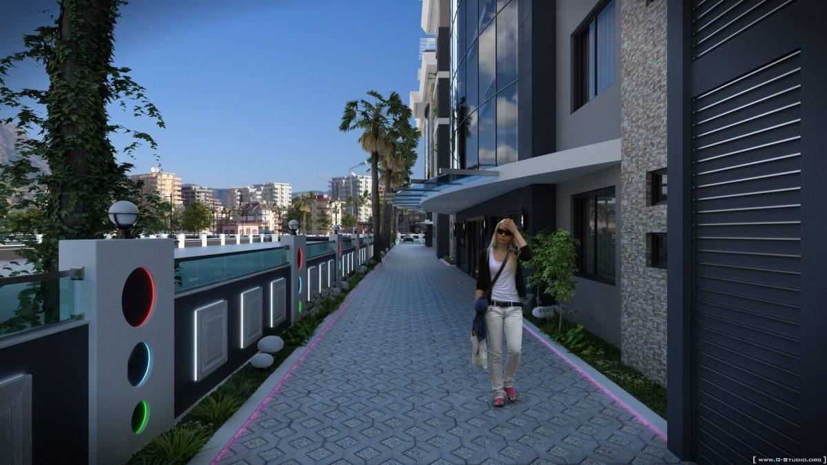 Новый комплекс класса люкс в Каргыджаке рядом с морем - Фото 23