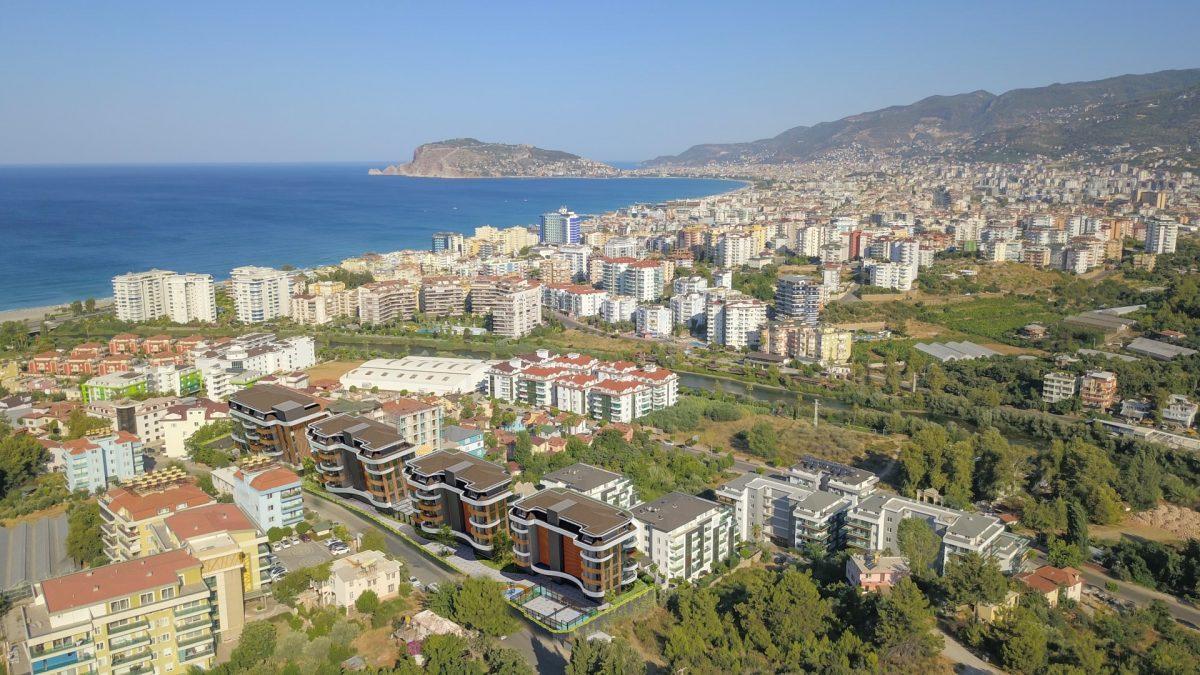 Новые апартаменты в люксовом комплексе в Кестеле - Фото 7