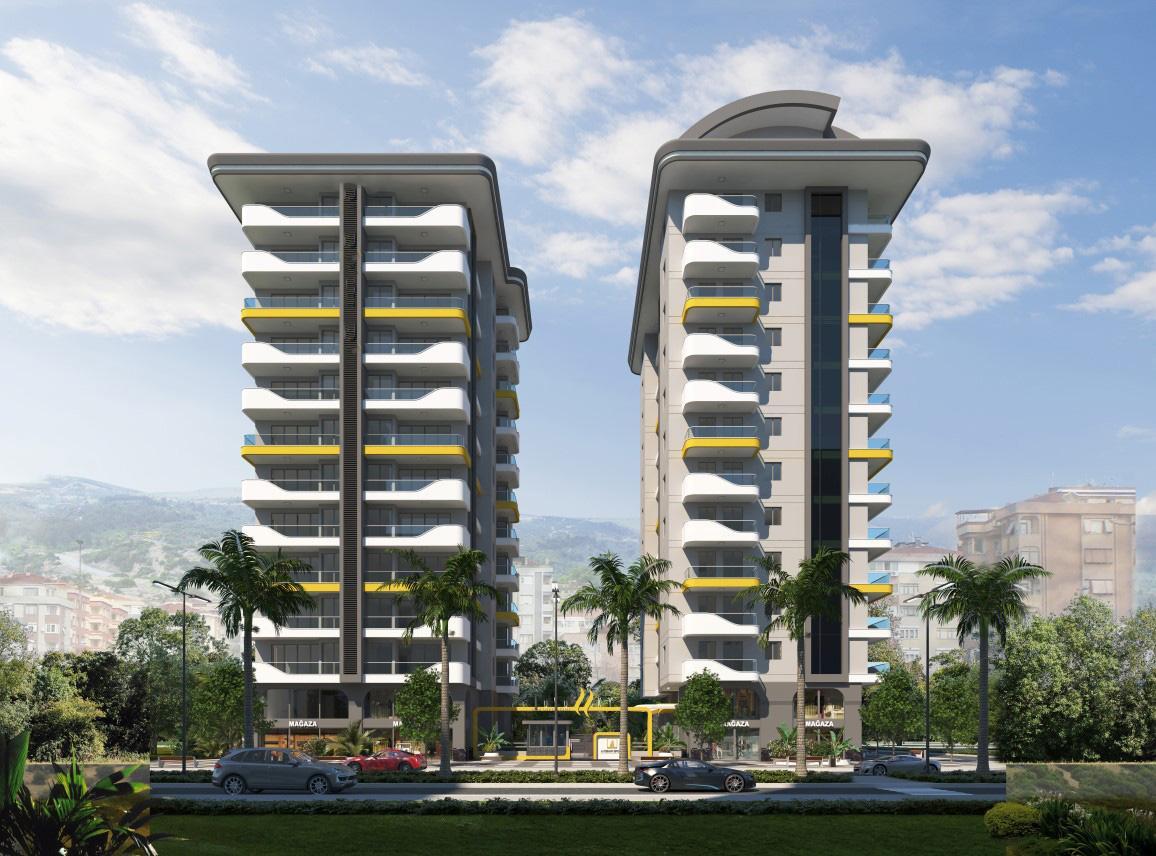 Квартиры в новом ЖК в центре Махмутлара - Фото 6