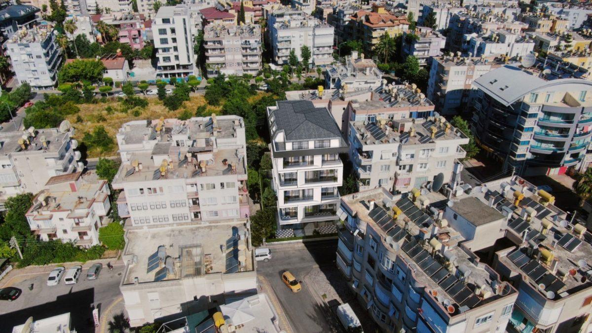 Инвестиционные  апартаменты 2+1 Центре Алании - Фото 2