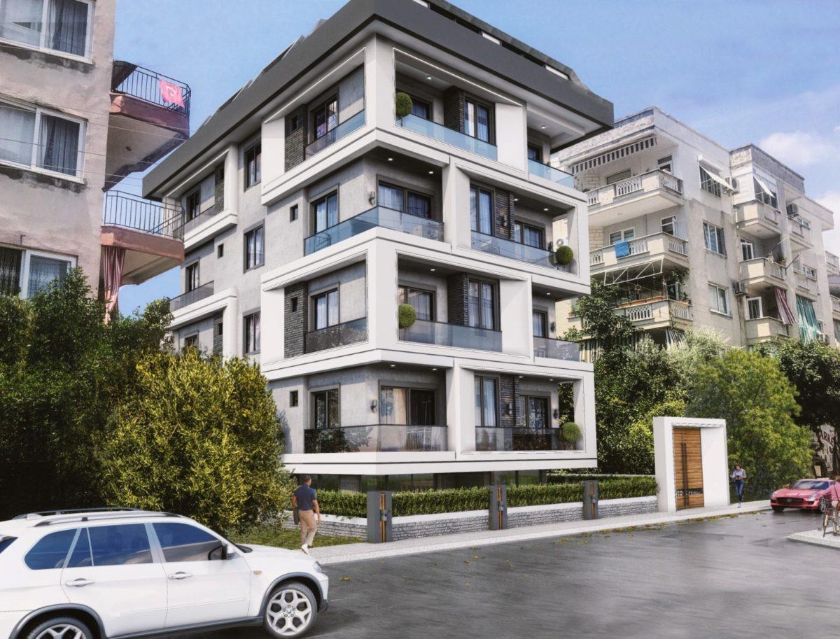 Инвестиционные  апартаменты 2+1 Центре Алании - Фото 3