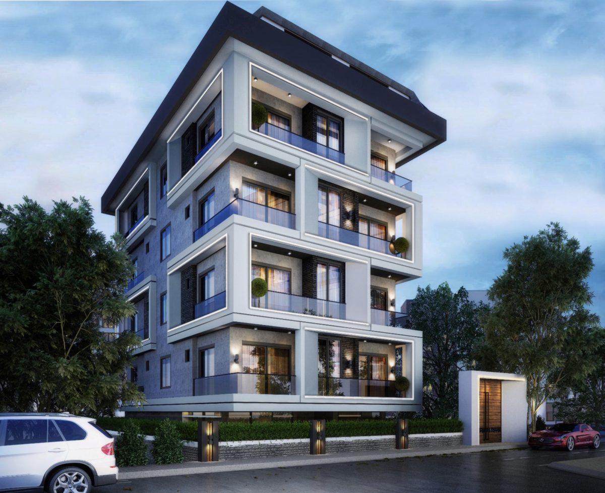 Инвестиционные  апартаменты 2+1 Центре Алании - Фото 4