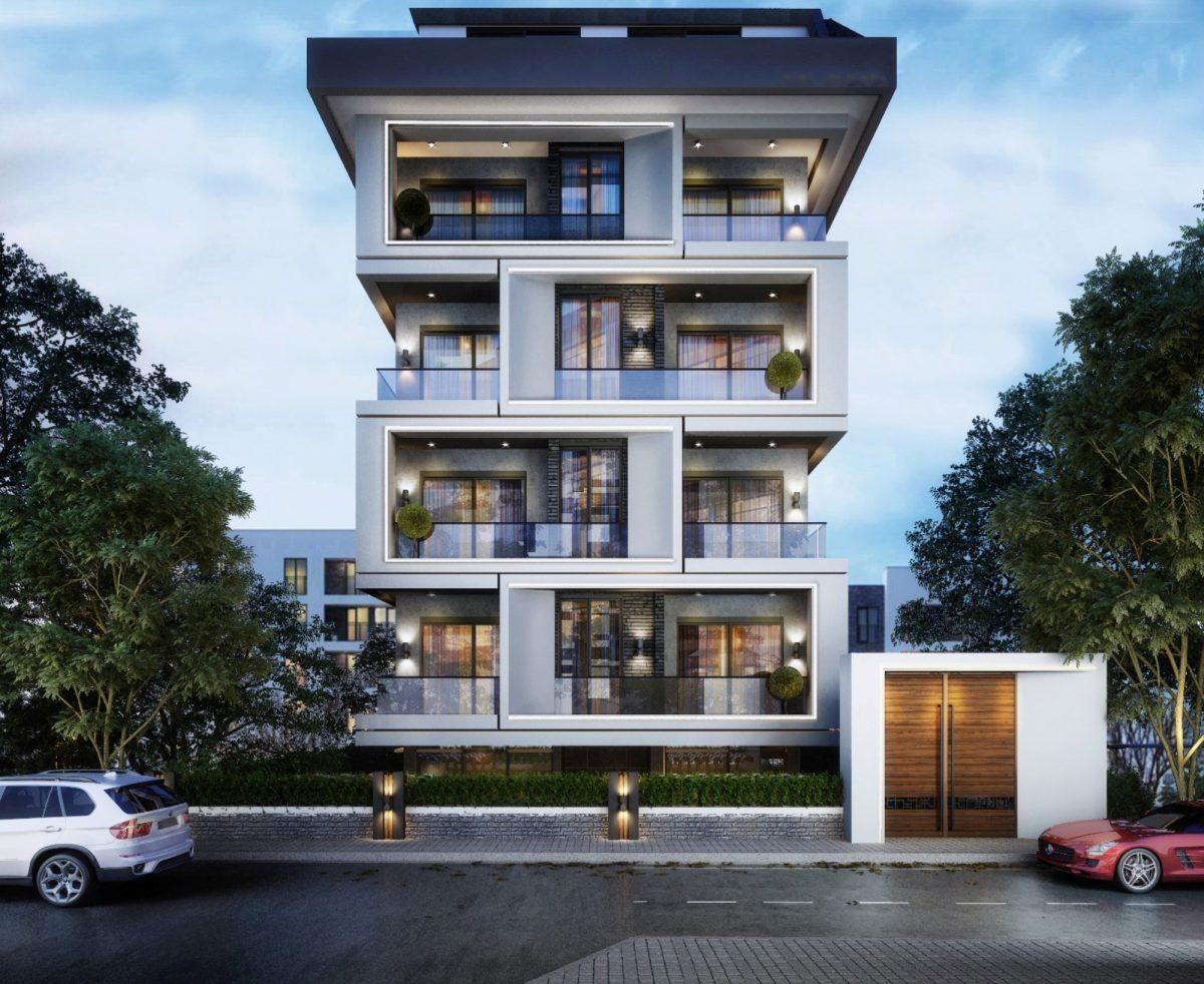 Инвестиционные  апартаменты 2+1 Центре Алании - Фото 5