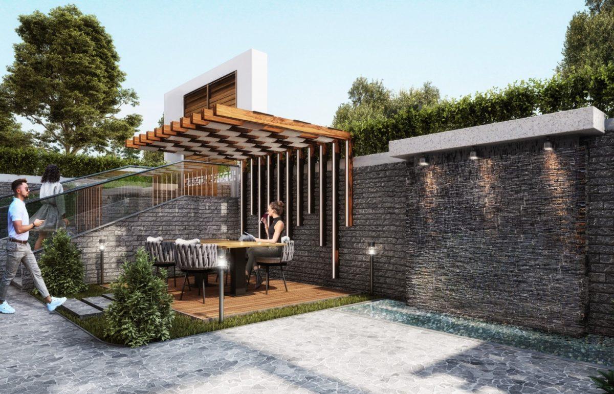 Инвестиционные  апартаменты 2+1 Центре Алании - Фото 7