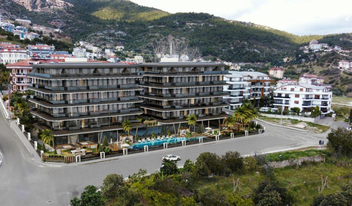 Новые апартаменты в центральном районе Аланьи - Фото 8