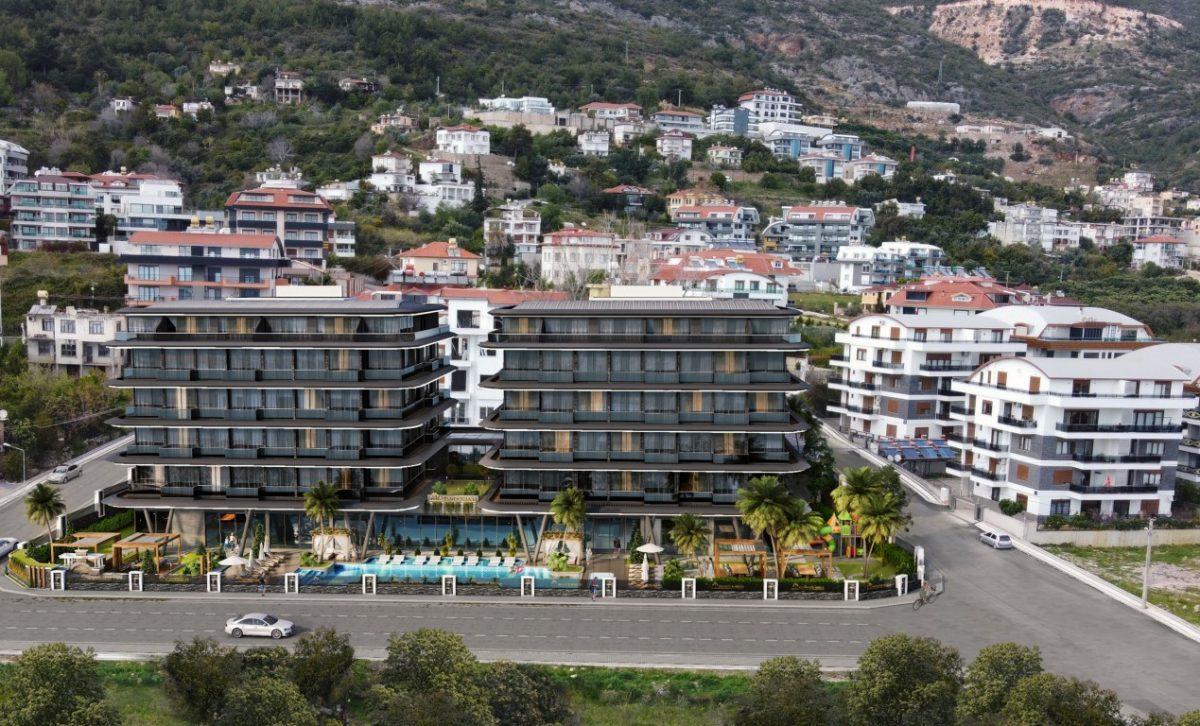 Новые апартаменты в центральном районе Аланьи - Фото 7