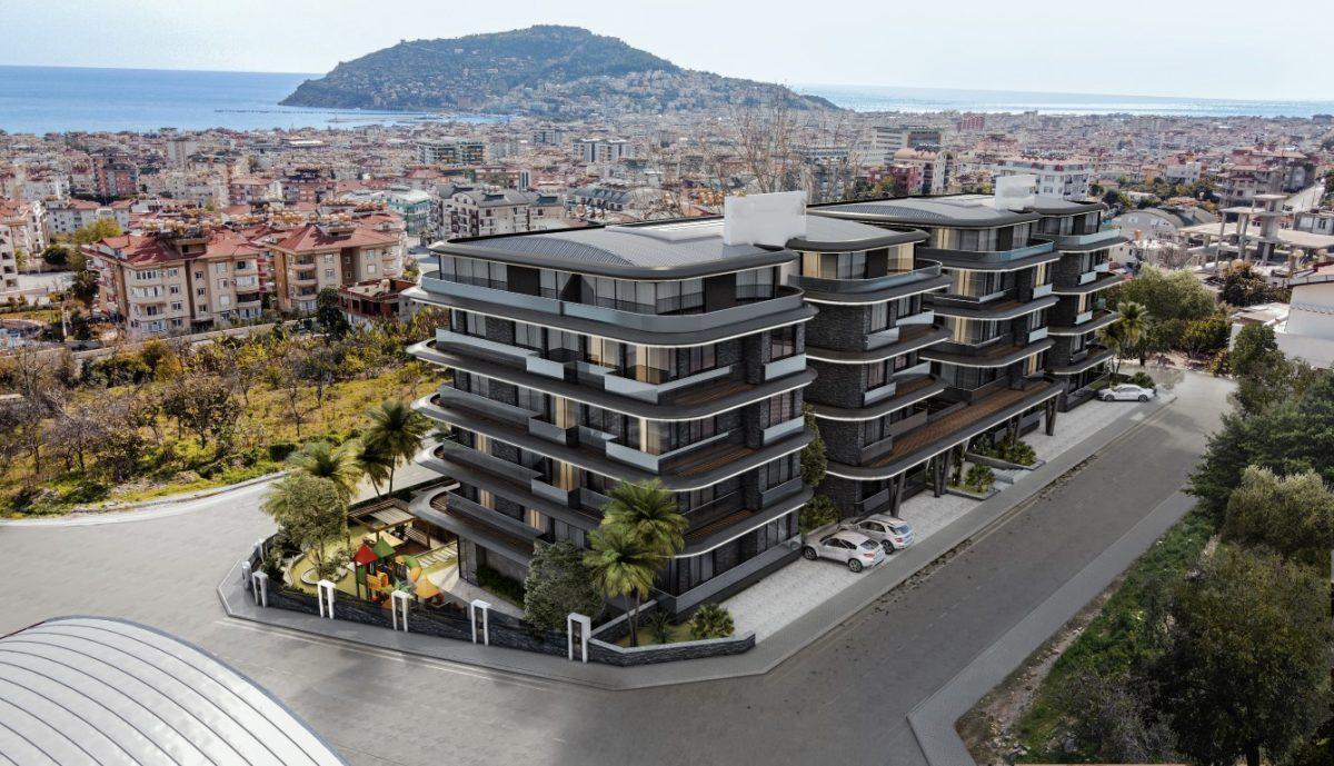 Новые апартаменты в центральном районе Аланьи - Фото 2
