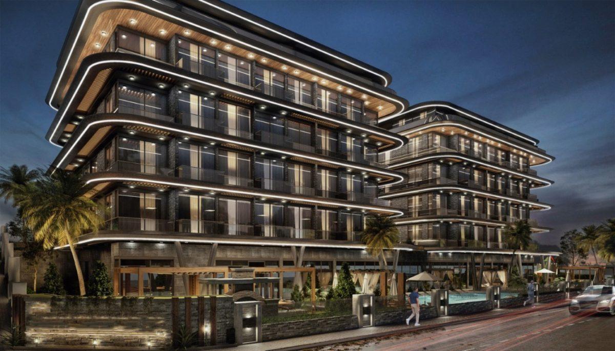 Новые апартаменты в центральном районе Аланьи - Фото 1