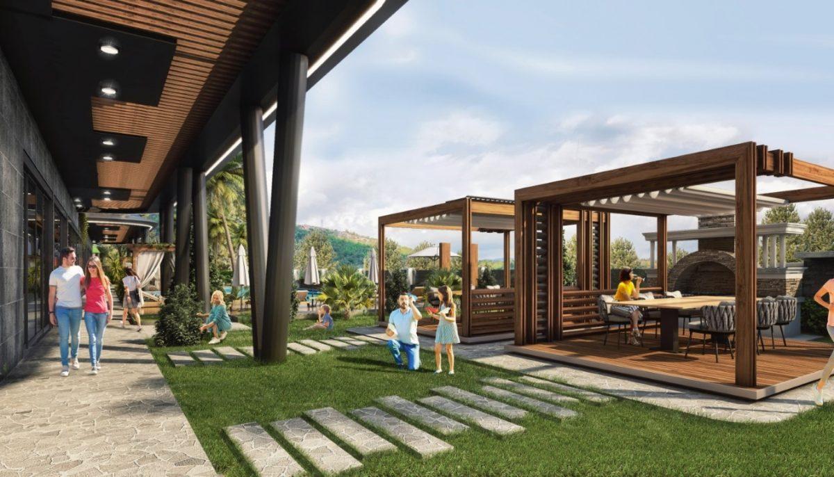 Новые апартаменты в центральном районе Аланьи - Фото 10