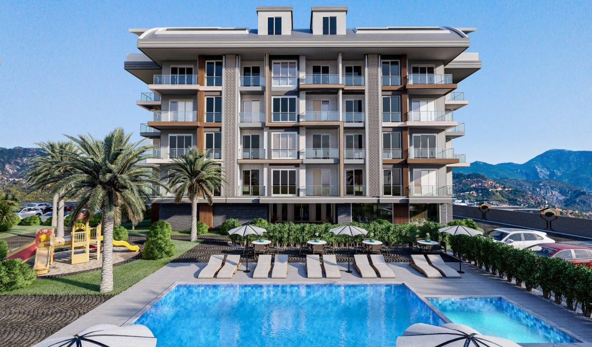 Апартаменты в новом ЖК в районе Оба - Фото 1