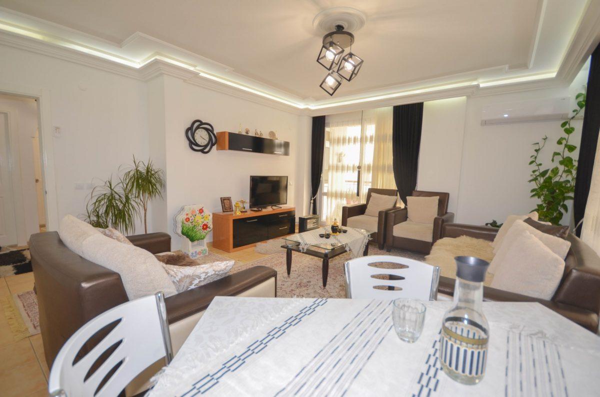 Апартаменты с выгодным расположением 2+1 в Тосмур - Фото 4