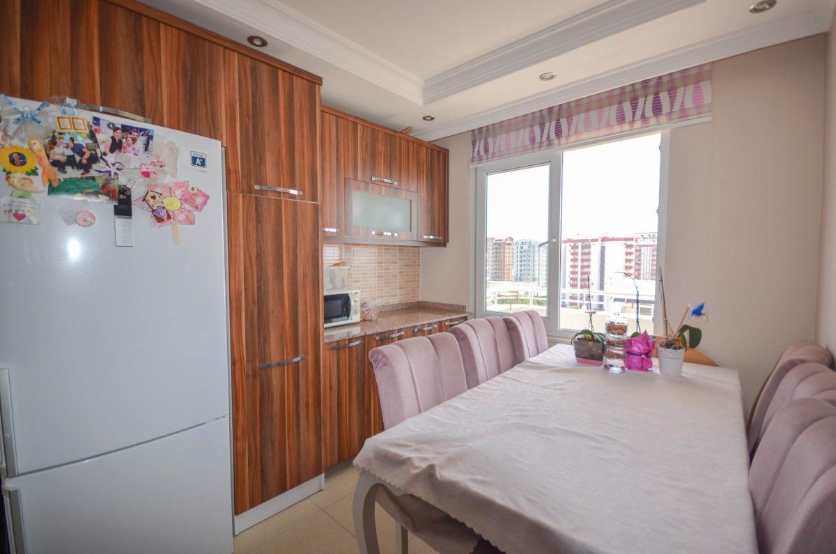 Квартира с панорамным видом в центре Махмутлара - Фото 8