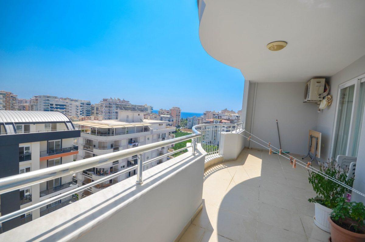 Квартира с панорамным видом в центре Махмутлара - Фото 11