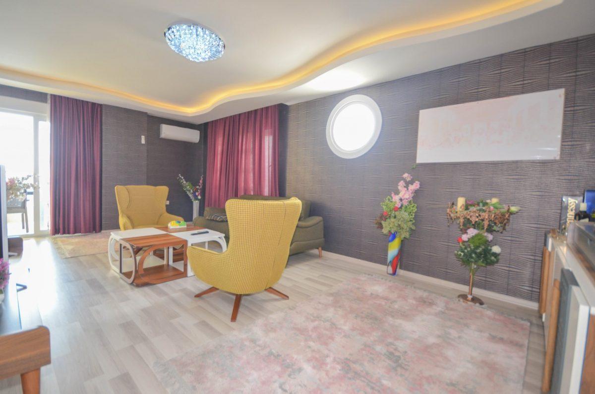 Апартаменты с  оригинальным дизайном в Махмутлар - Фото 3
