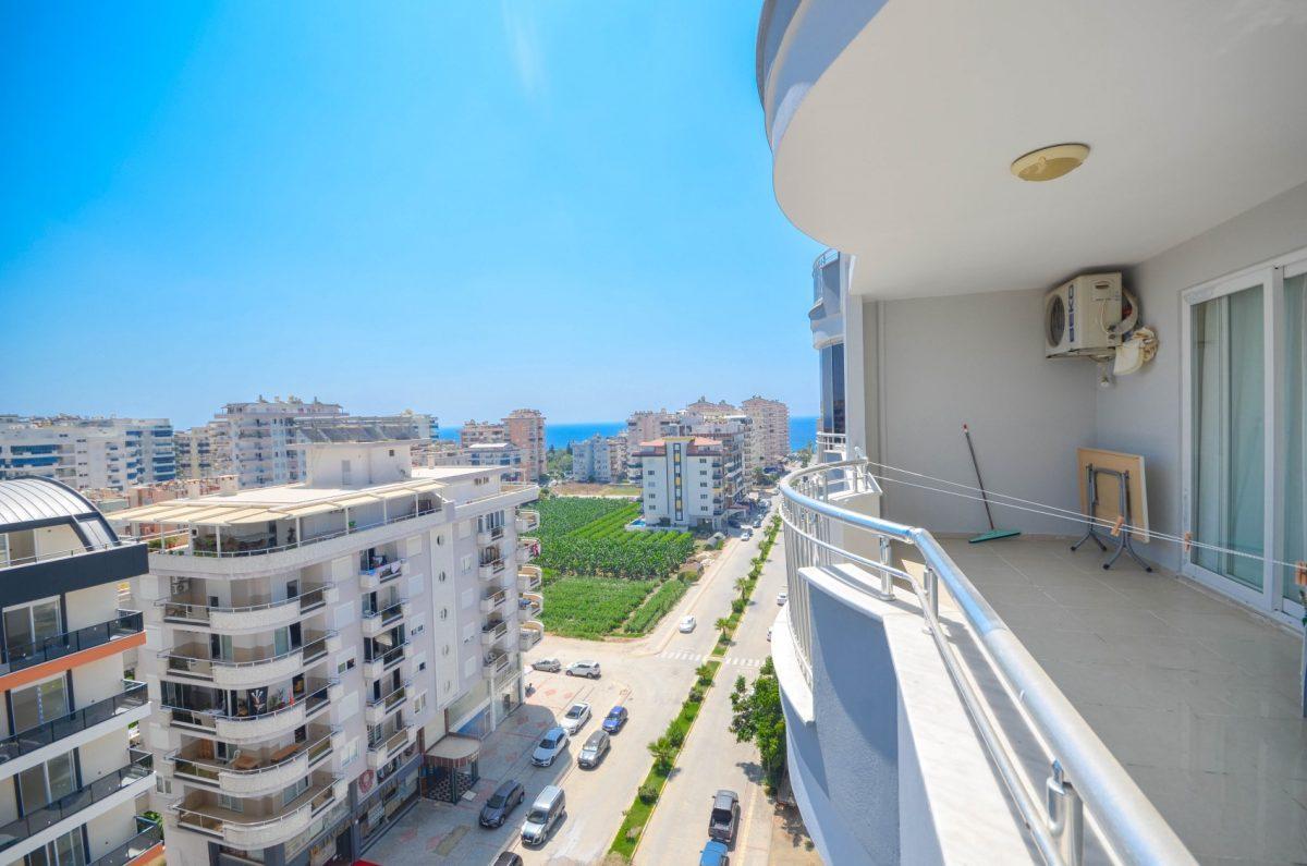 Квартира с панорамным видом в центре Махмутлара - Фото 13