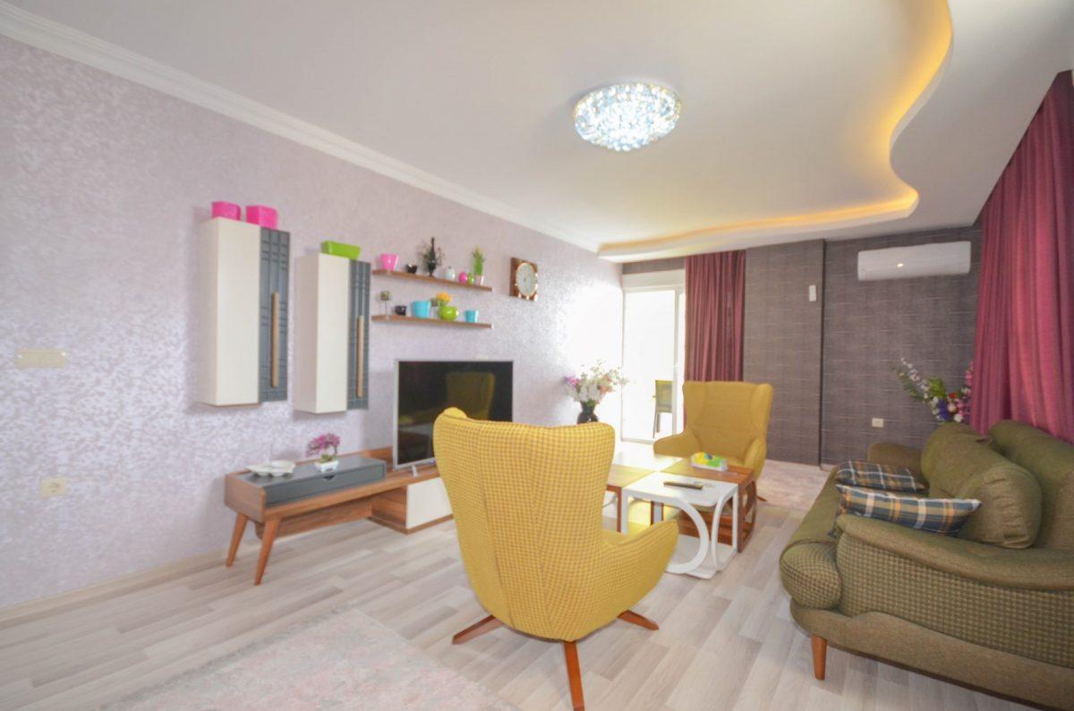 Апартаменты с  оригинальным дизайном в Махмутлар - Фото 4