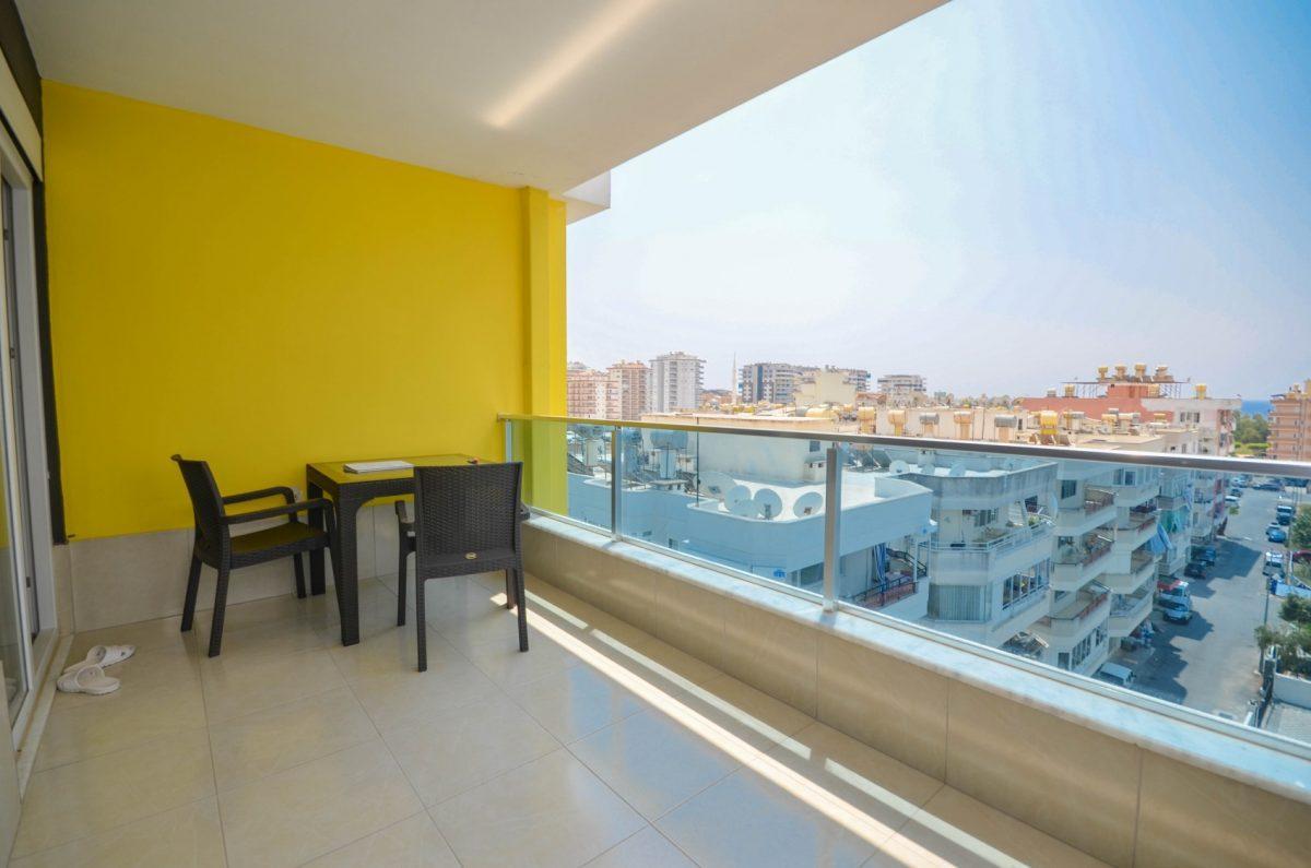 Апартаменты с  оригинальным дизайном в Махмутлар - Фото 7