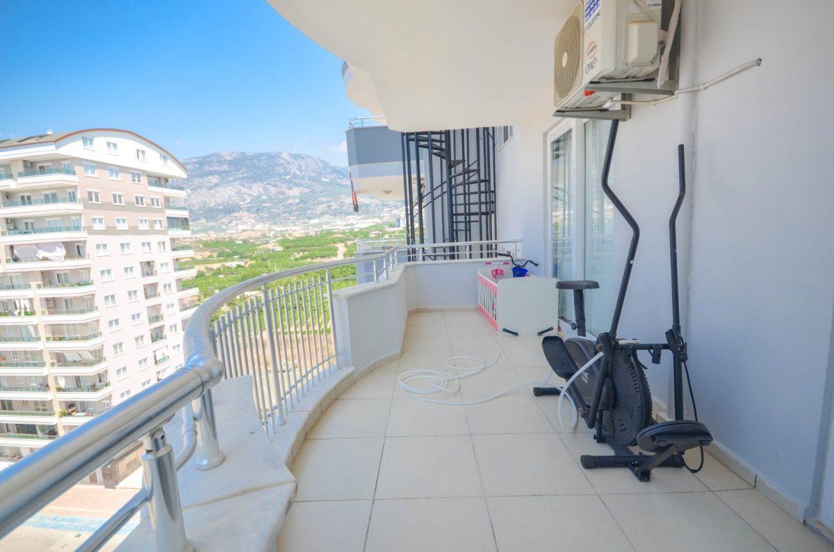 Квартира с панорамным видом в центре Махмутлара - Фото 21