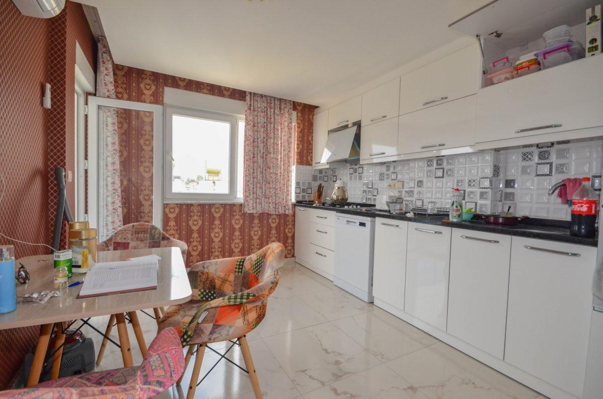Апартаменты с  оригинальным дизайном в Махмутлар - Фото 16
