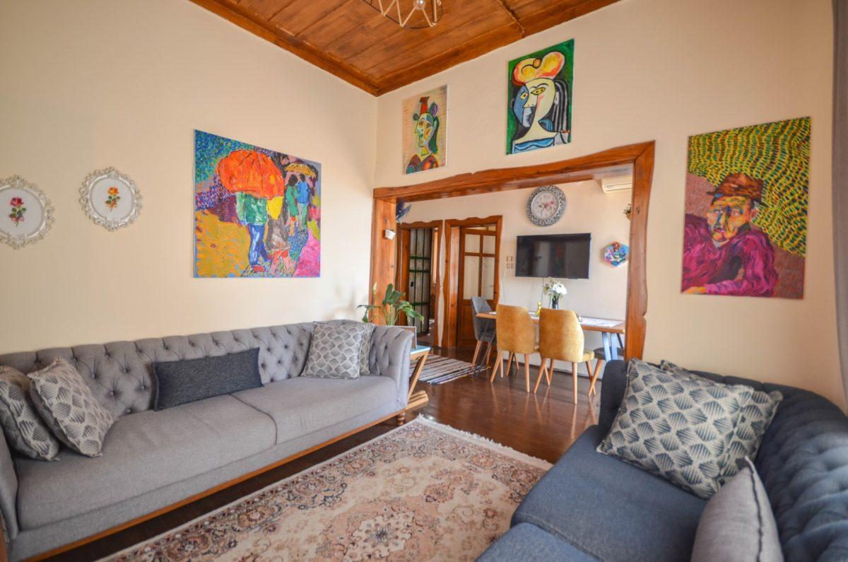 Апартаменты 2+1 в историческом центре - Фото 4