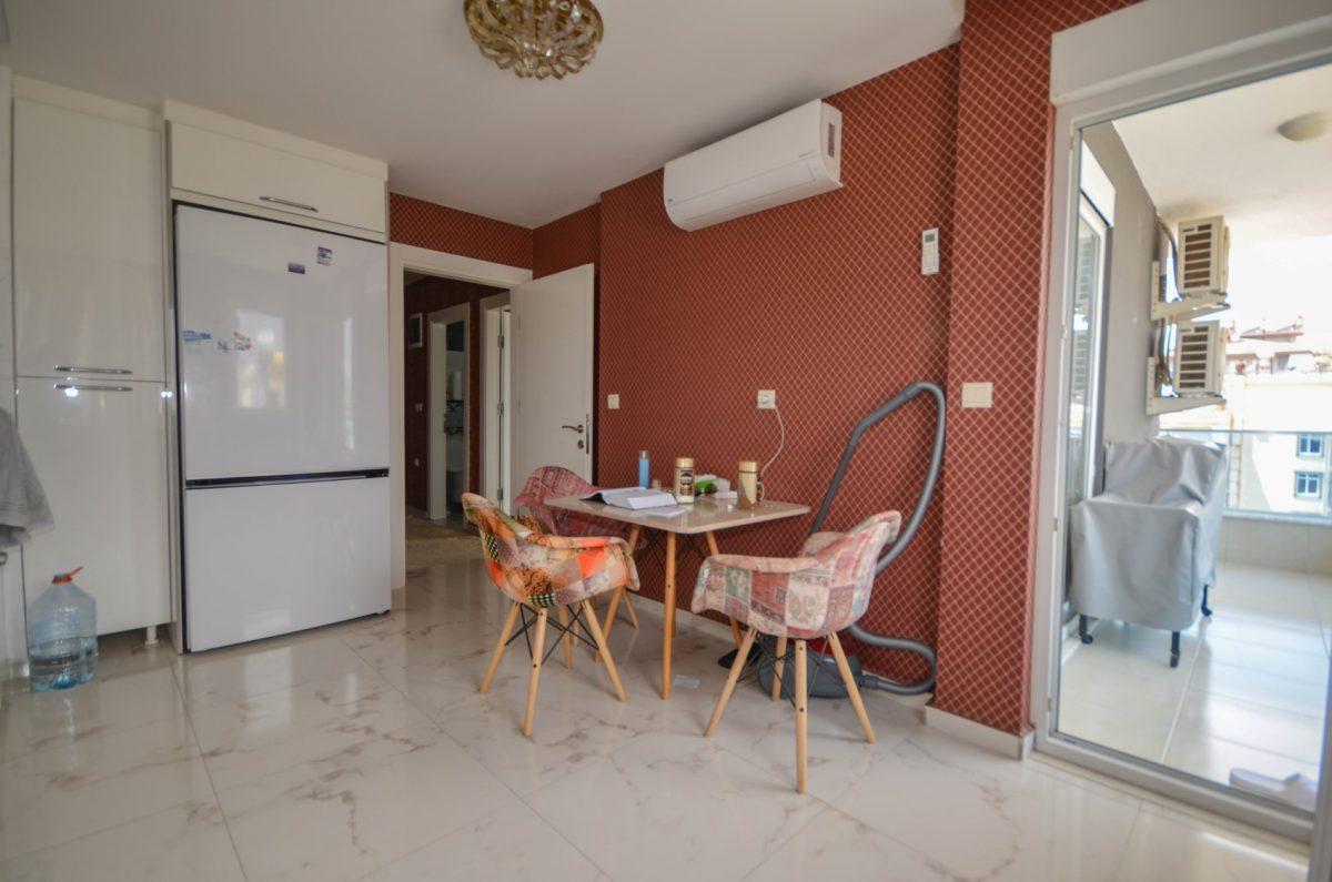Апартаменты с  оригинальным дизайном в Махмутлар - Фото 18