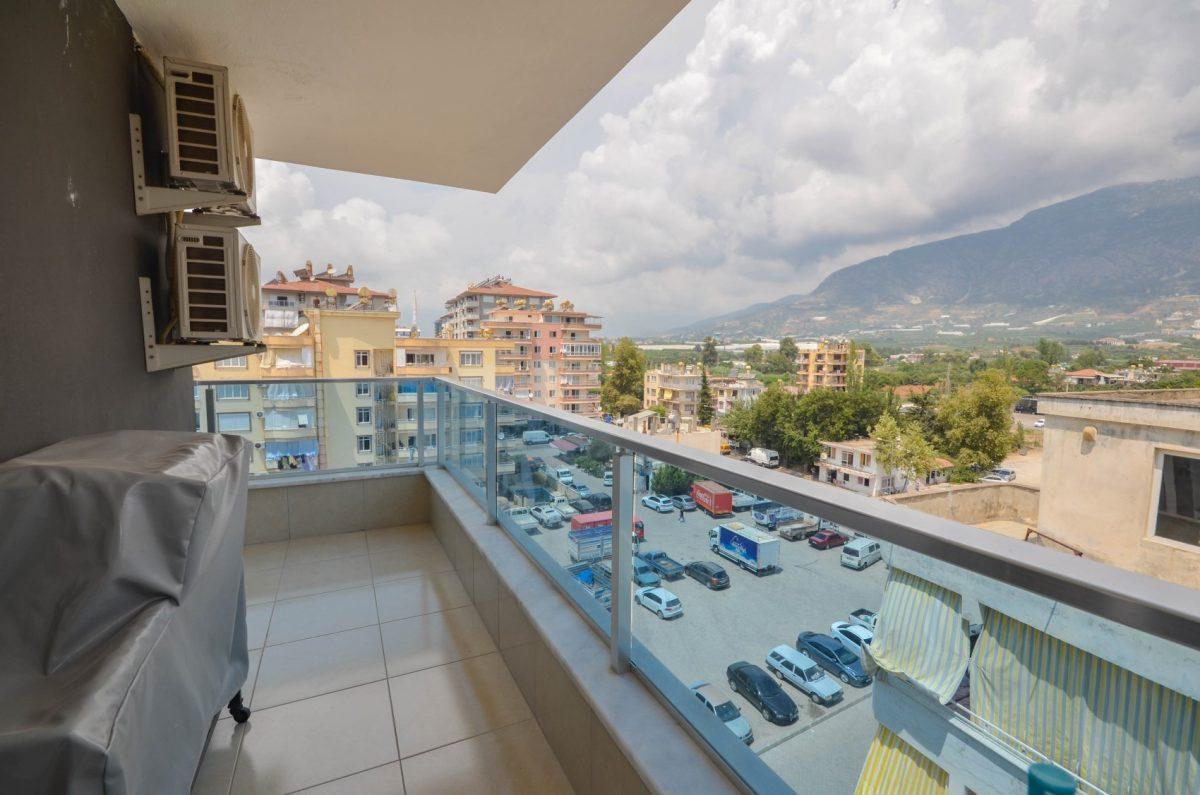 Апартаменты с  оригинальным дизайном в Махмутлар - Фото 19