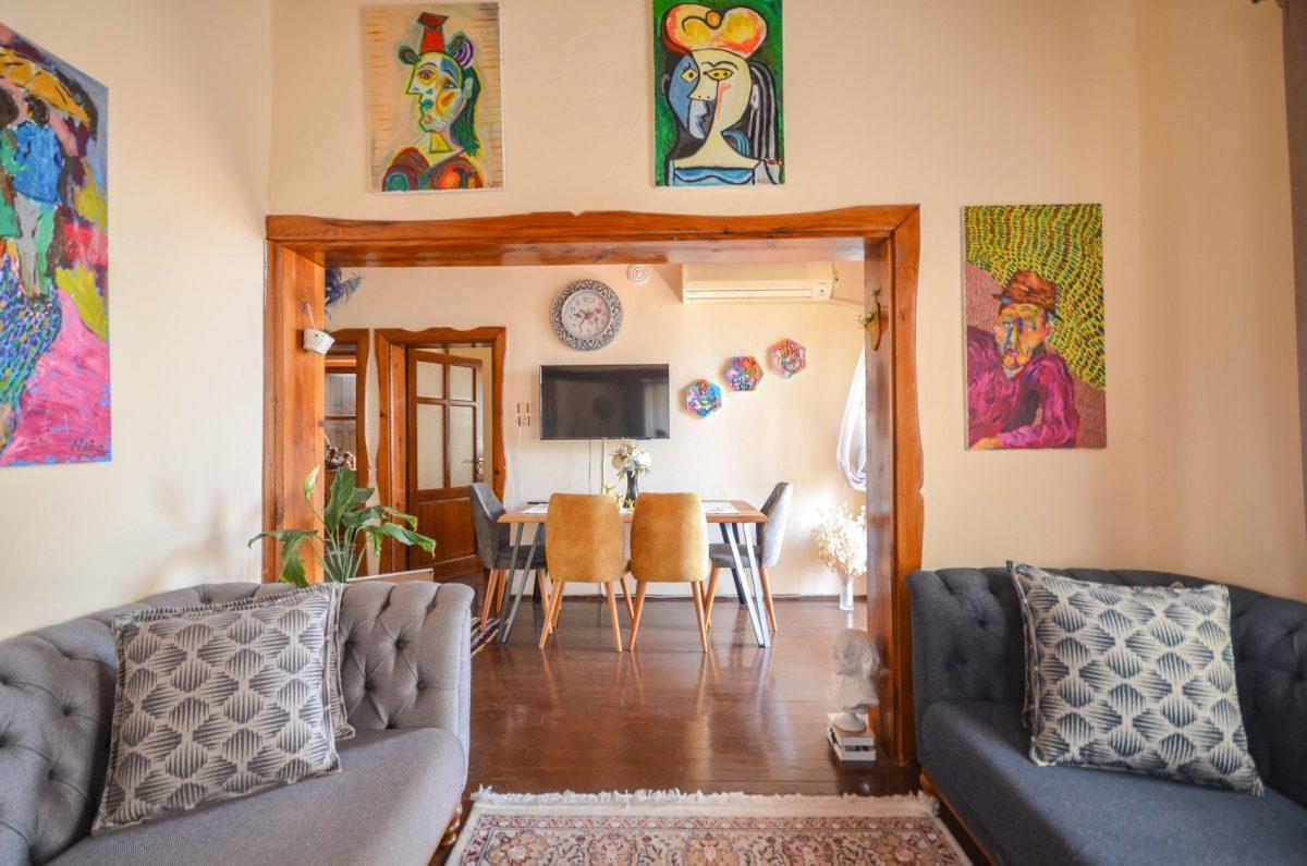 Апартаменты 2+1 в историческом центре - Фото 6