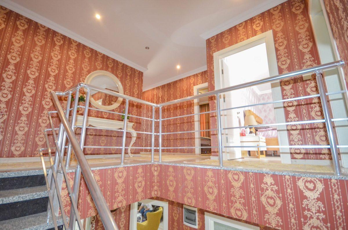 Апартаменты с  оригинальным дизайном в Махмутлар - Фото 20