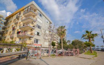 Апартаменты с выгодным расположением 2+1 в Тосмур