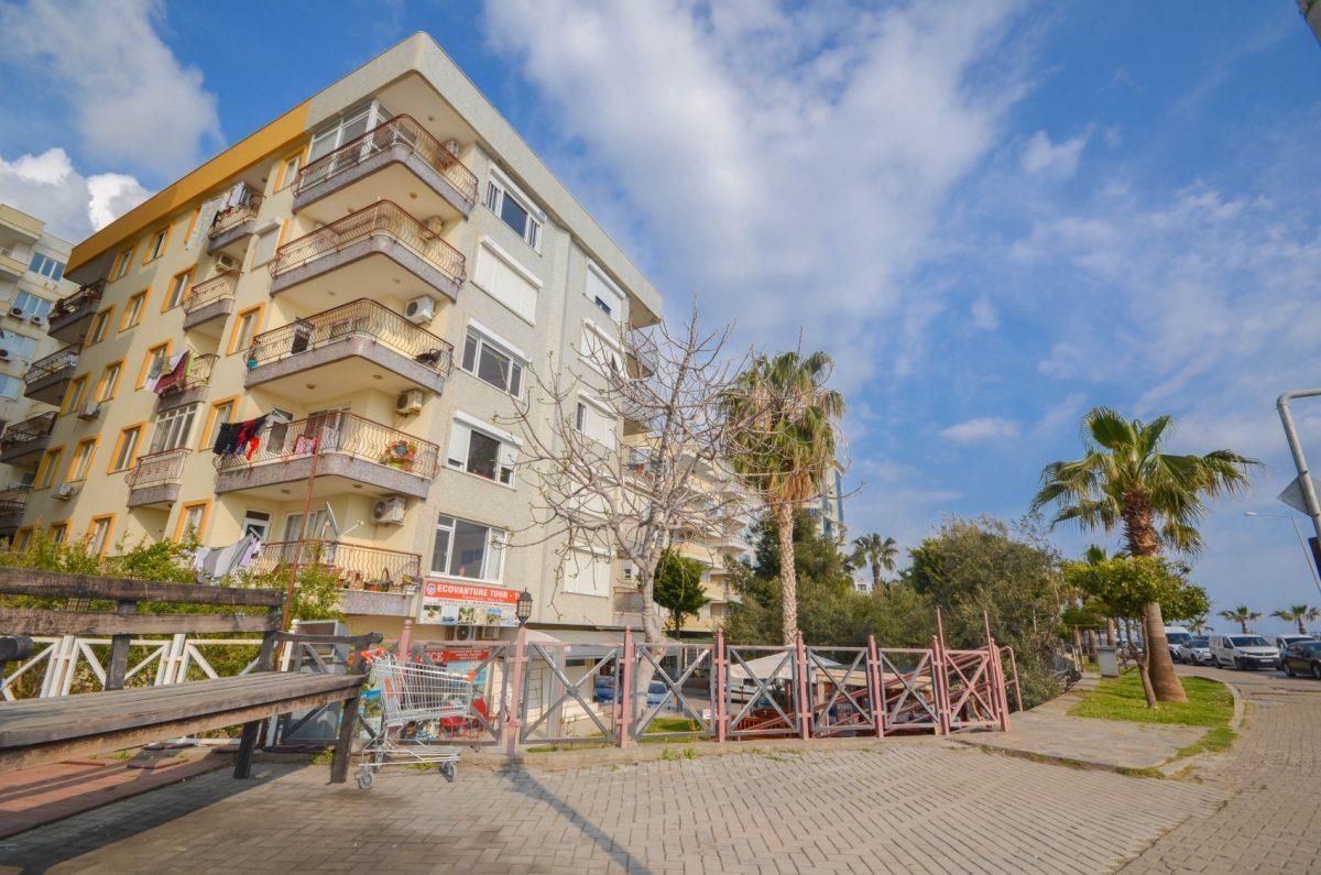 Апартаменты с выгодным расположением 2+1 в Тосмур - Фото 1
