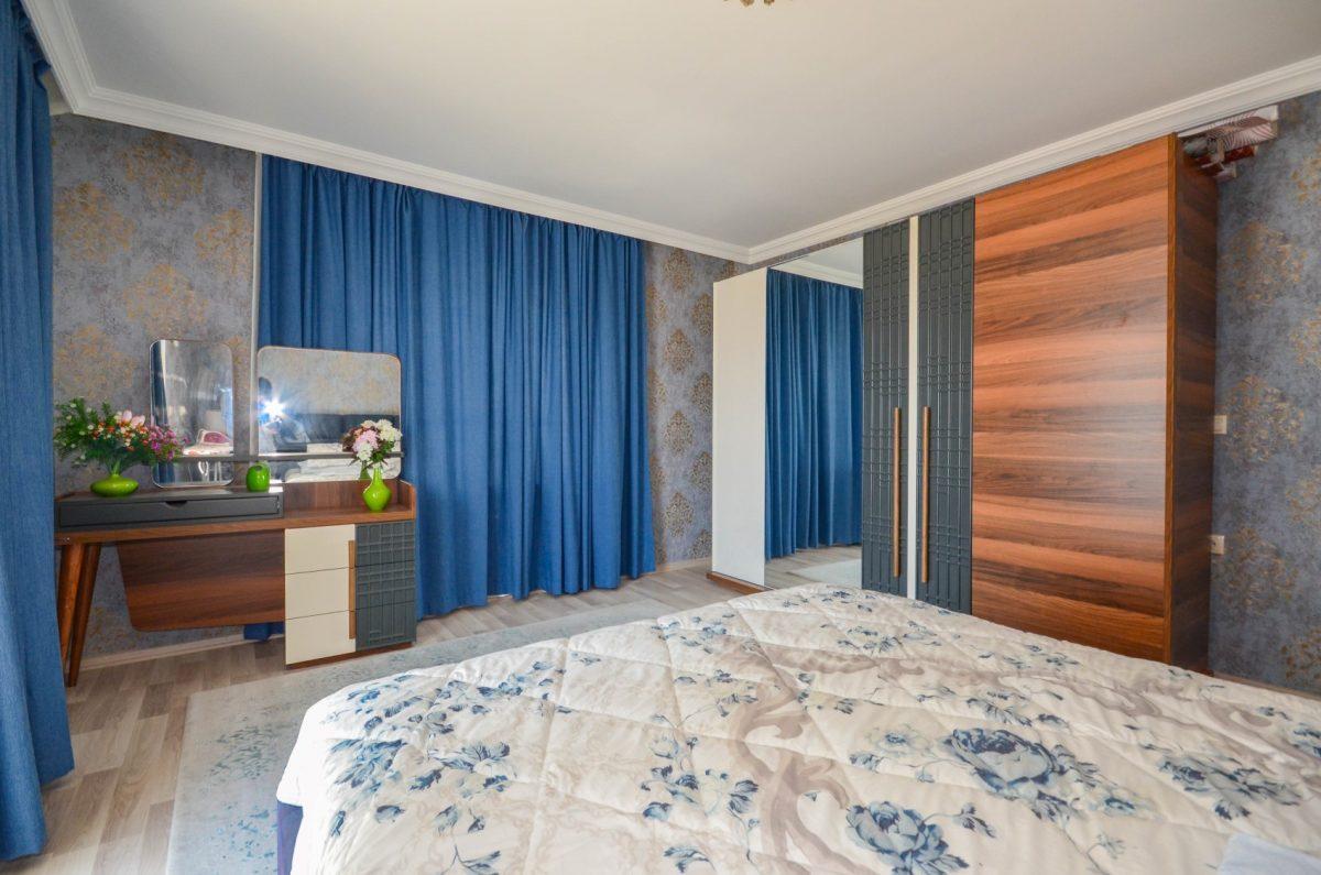 Апартаменты с  оригинальным дизайном в Махмутлар - Фото 24