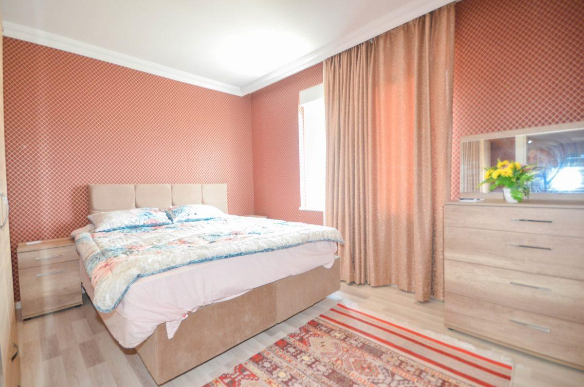 Апартаменты с  оригинальным дизайном в Махмутлар - Фото 26