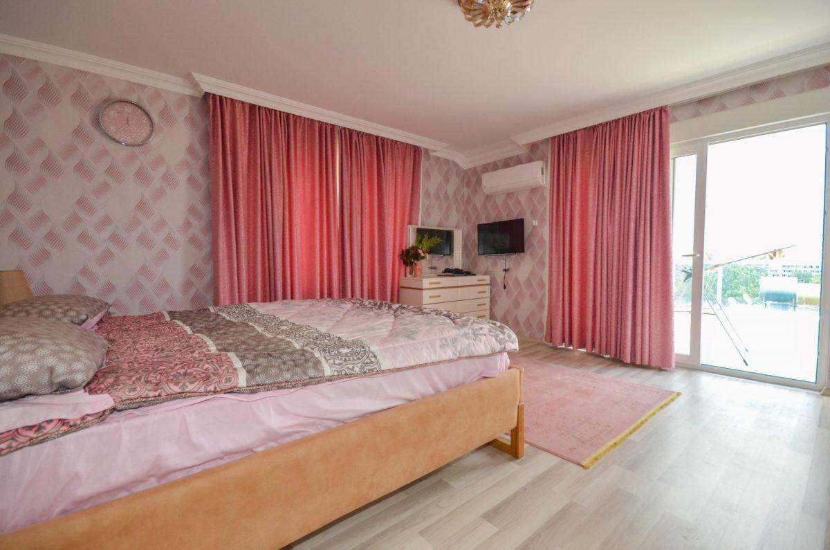 Апартаменты с  оригинальным дизайном в Махмутлар - Фото 30