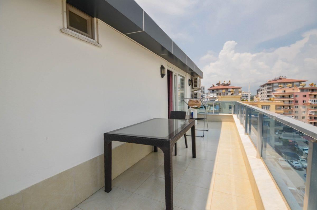 Апартаменты с  оригинальным дизайном в Махмутлар - Фото 34
