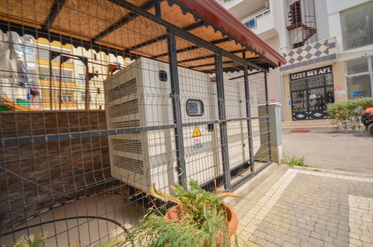 Апартаменты с  оригинальным дизайном в Махмутлар - Фото 41