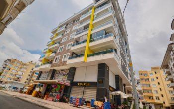 Апартаменты с  оригинальным дизайном в Махмутлар