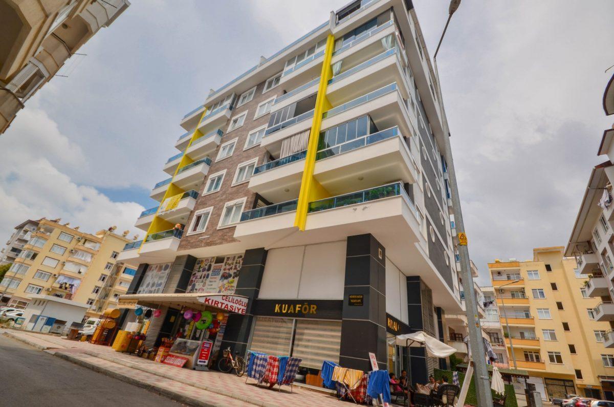 Апартаменты с  оригинальным дизайном в Махмутлар - Фото 1