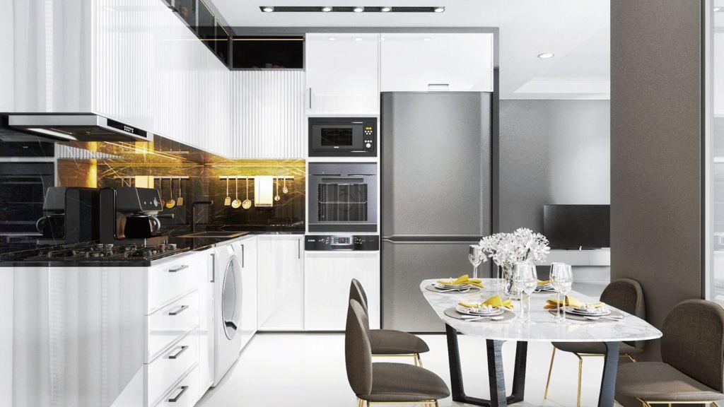 Новые апартаменты в центральном районе Аланьи - Фото 25